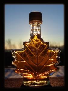 vegan maple syrup