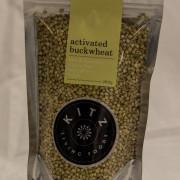 Kitz Activated Buckwheat Close