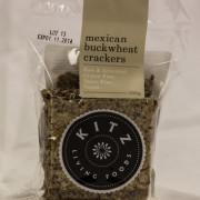 Kitz Mexican Buckwheat close up