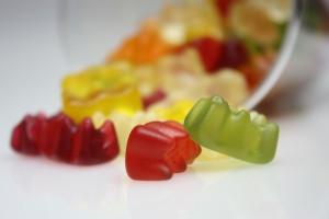 gelatine gummy bears