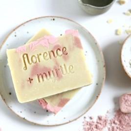Pink Zeolite Clay Soap