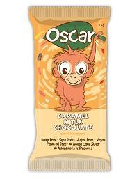 Oscar Caramel Mylk Chocolate
